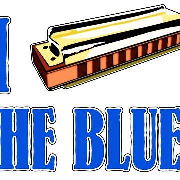 I Harp The Blues by brandonrankin