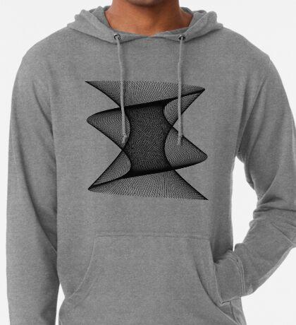 Lissajous IX Lightweight Hoodie