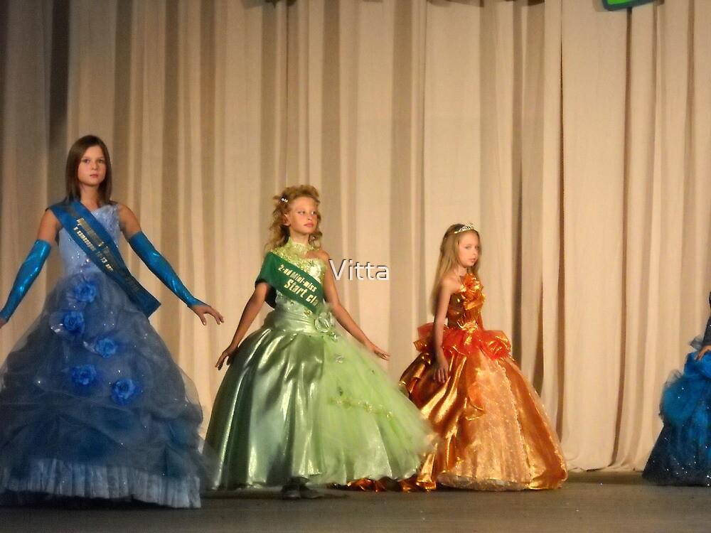 Princesses. by Vitta