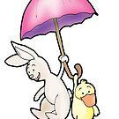 under my umbrella by Emir Isovic