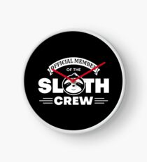 Official Member Of The Sloth Crew - Team Sloth Uhr