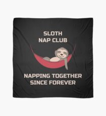 Sloth Nap Club Napping Together - Funny Team Sloth Tuch
