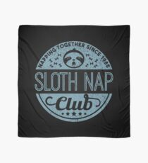 Sloth Nap Club Napping Together - Team Sloth Tuch