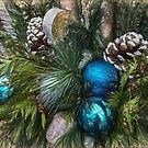 Christmas Decorations by Gerda Grice