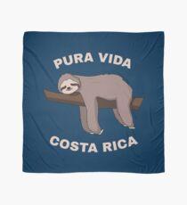 Pura Vida Costa Rica - Cool Costa Rica Sloth Tuch