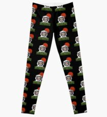 We Will Get There When We Get There - Mars Mission Leggings