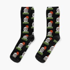 We Will Get There When We Get There - Mars Mission Socken