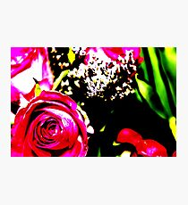 Colour Bunch Photographic Print
