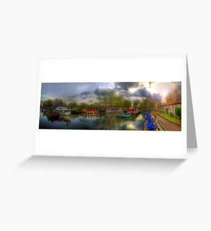 Barrow Pano Greeting Card