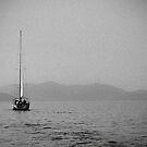 sailing by FOTIS MAVROUDAKIS