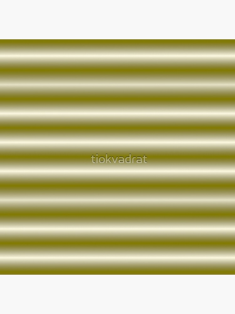 Vibrating Horizontal Bars - Lemon Yellow by tiokvadrat