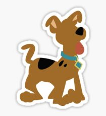 Pup Scooby Doo Sticker