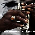 Musical hands by JudyBJ