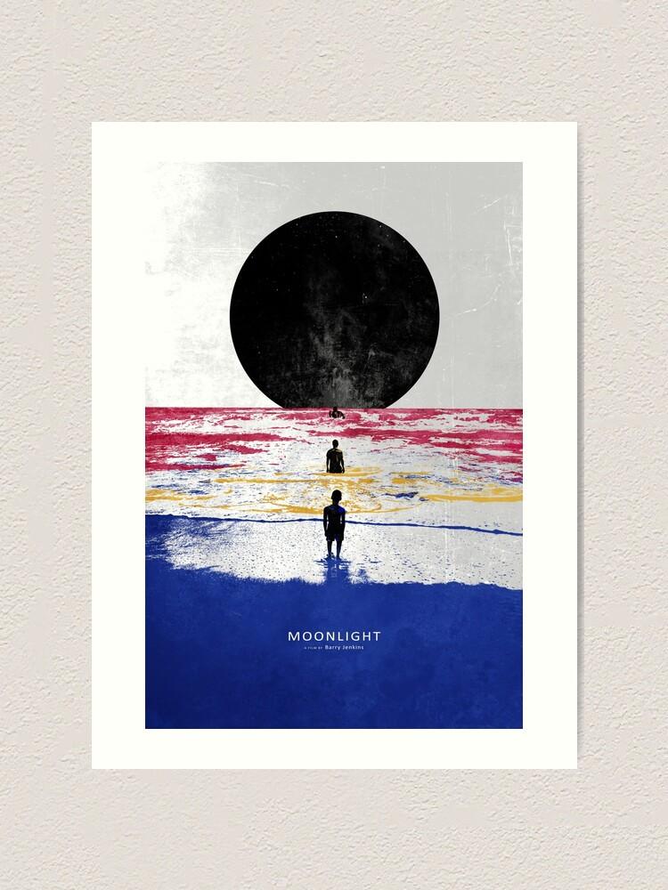 Alternate view of Moonlight Art Print
