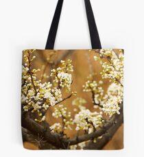 plum tree Tote Bag