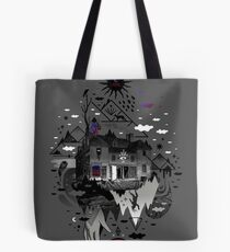 House is Not a Home Tote Bag