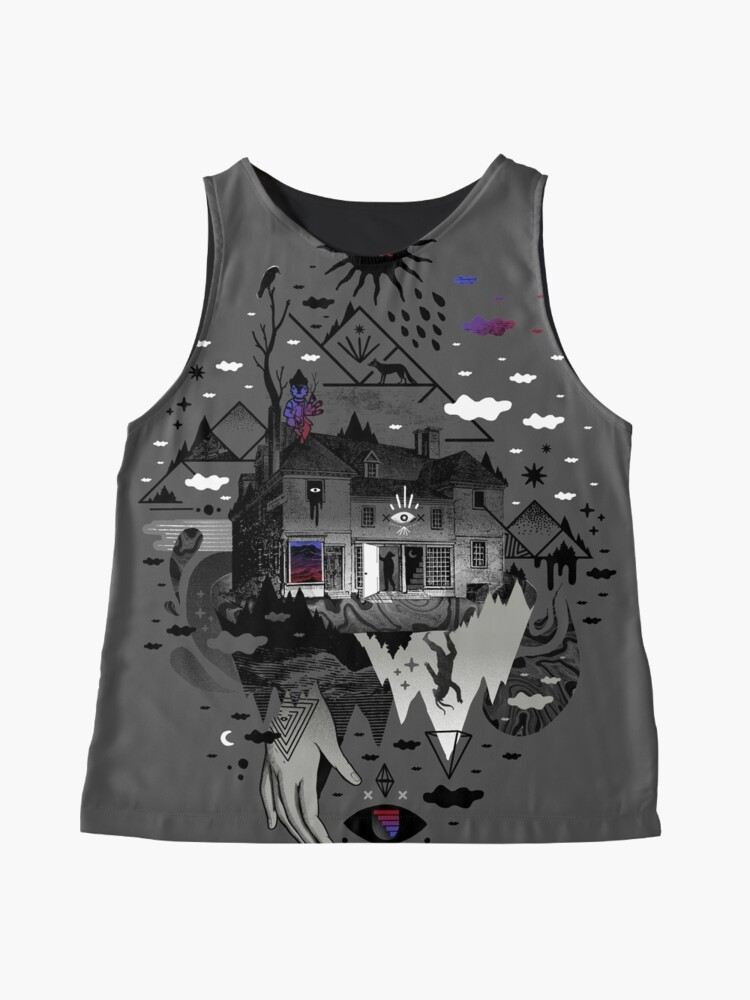 Alternate view of House is Not a Home Sleeveless Top
