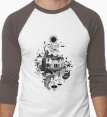 House is Not a Home Baseball ¾ Sleeve T-Shirt