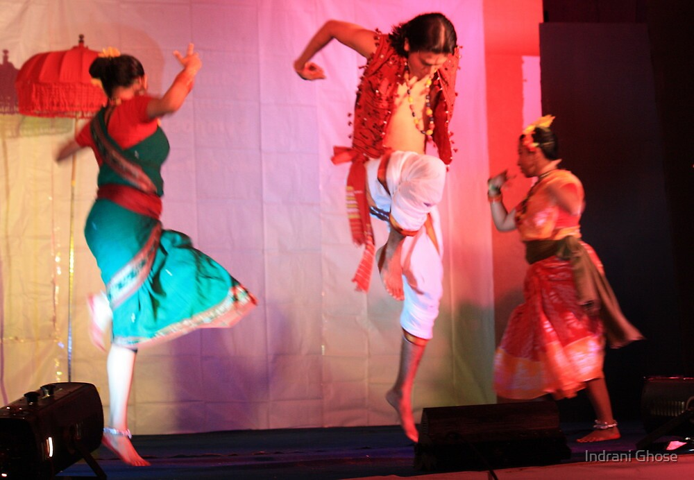 Dance by Indrani Ghose