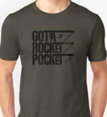West Side Story - Gotta Rocket in Your Pocket Unisex T-Shirt