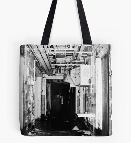 Room 3 is straight ahead Tote Bag