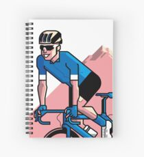 Esteban Spiral Notebook