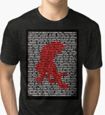 """""""The Year Of The Tiger"""" Clothing Tri-blend T-Shirt"""