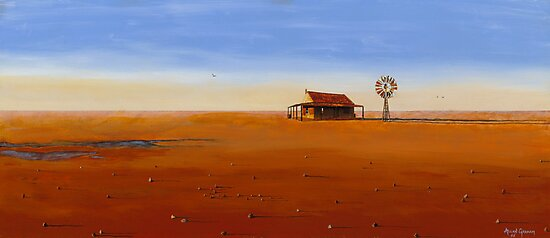 """""""Once upon a time"""" by Allan Graham"""