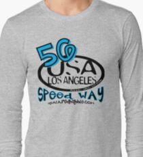 usa los angeles tshirt by rogers bros co T-Shirt