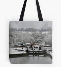 Stoke Bruerne Tote Bag