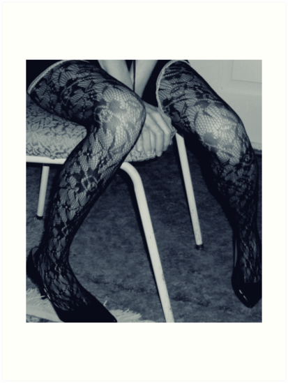 More Chair, More Legs by Margaret Bryant