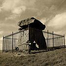 Kits Coty House by Dave Godden