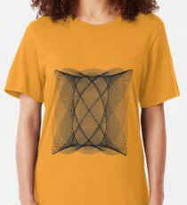 Lissajous XVI Light Slim Fit T-Shirt