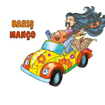 Barış Manço by superemir