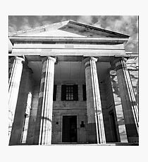 House of Power Photographic Print