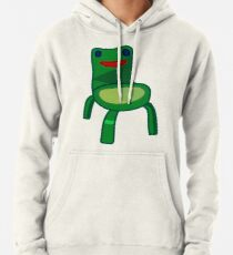 Animal Crossing Froggy Chair Pullover Hoodie