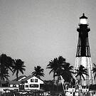 Hillsboro Lighthouse by AnalogSoulPhoto
