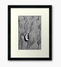On the Beach #10 Framed Print