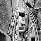 Alley Stacks - Sydney - Australia by Bryan Freeman