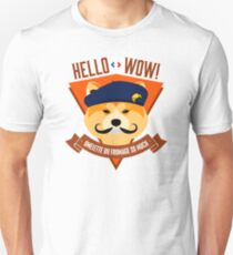 Hello wow, Omelette du Fromage So Much Unisex T-Shirt