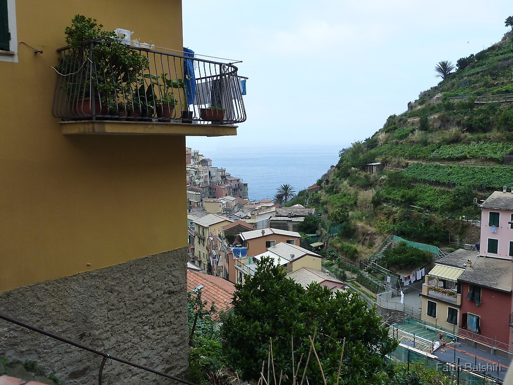 Italy  by Faith Balshin