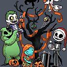 Nightmare Tree by dooomcat