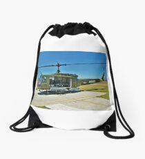 ZU-ELP Bell UH1 Huey Drawstring Bag
