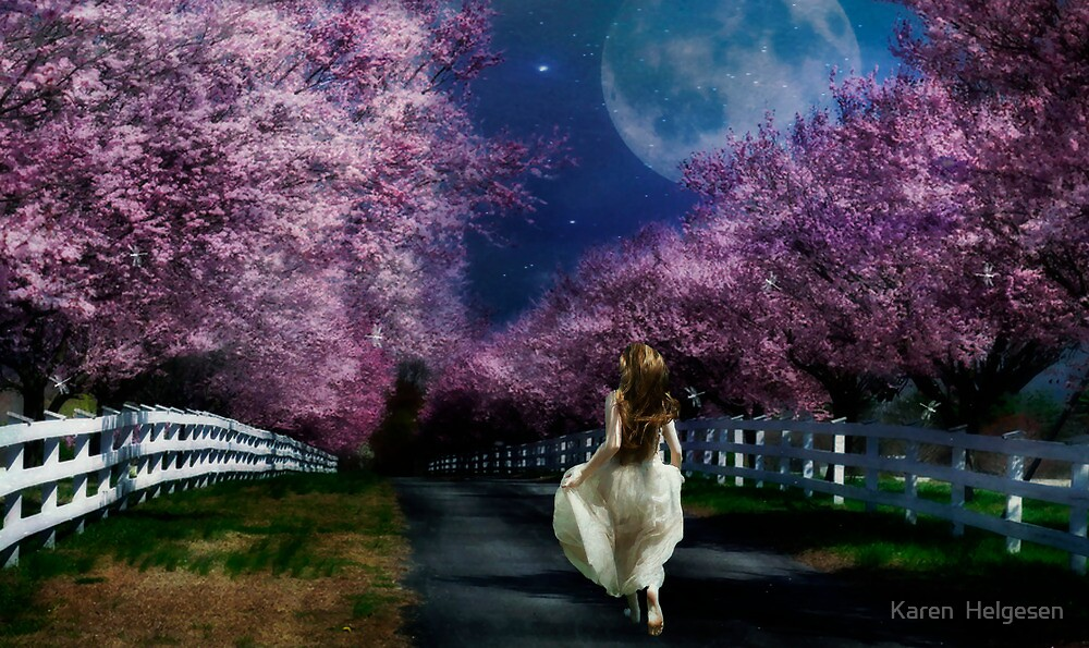 Runaway.... by Karen  Helgesen