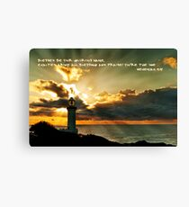 Exalted Canvas Print