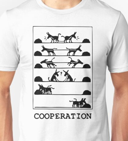 What Is Cooperation? T-Shirt