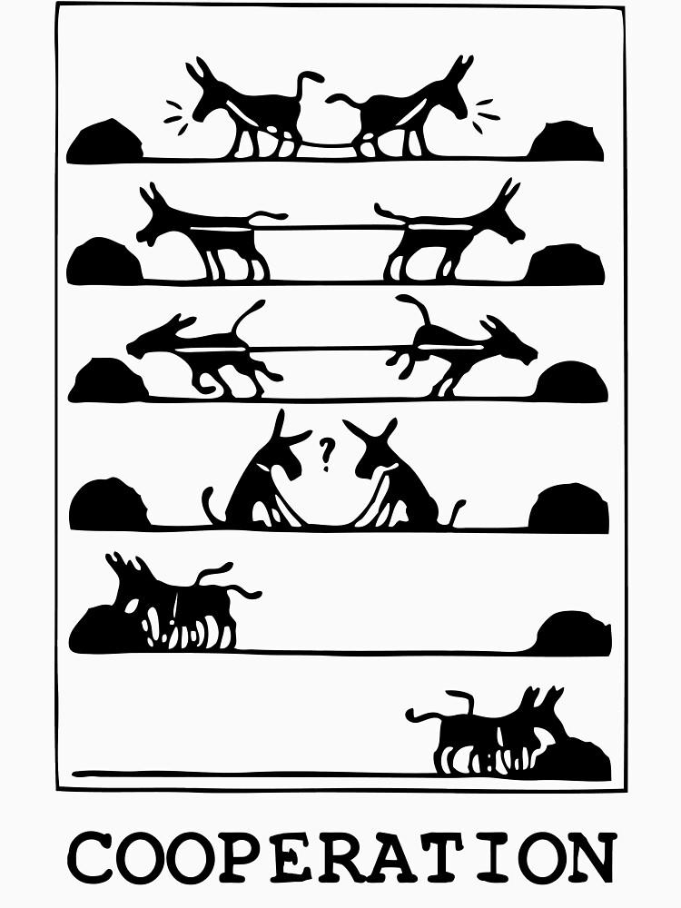 ¿Qué es la cooperación? de GianniSarcone