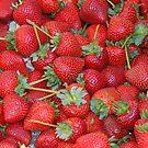 Californian Strawberries by Neville Gafen