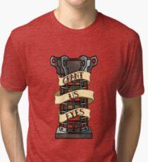 Bloodborne mensis cage sigil  Tri-blend T-Shirt