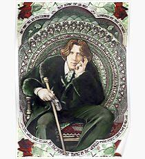 Oscar Wilde 2 Poster